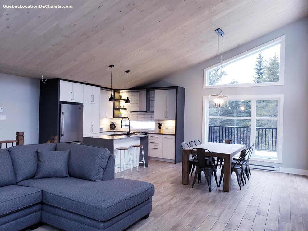 cottage rental Lanaudière, Saint-Donat (pic-4)