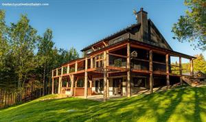 cottage rentals Mandeville, Lanaudière