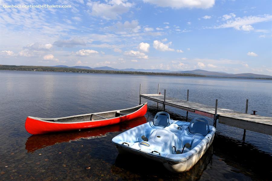chalet à louer Estrie/Cantons-de-l'est, Lac-Mégantic (pic-17)