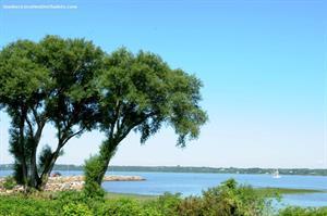 chalets bord de l'eau riverains Lotbinière, Chaudière Appalaches