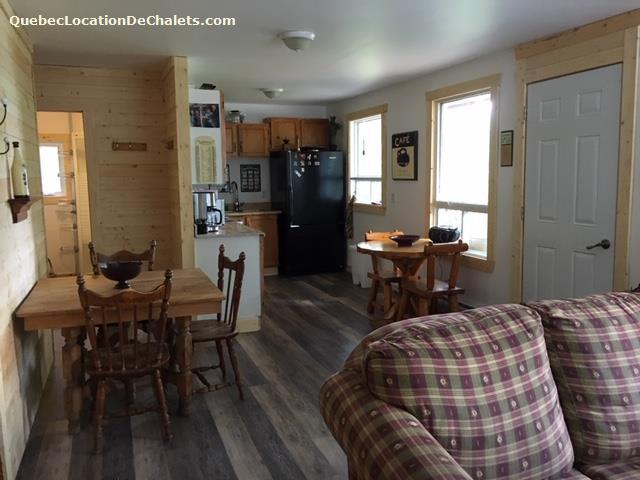 cottage rental Saguenay-Lac-St-Jean, Saguenay (pic-9)
