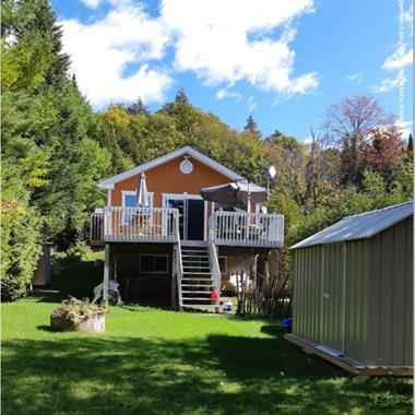 cottage rentals Saint-Adolphe d'Howard, Laurentides