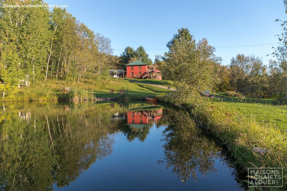 cottage rental Centre du Québec, Chesterville (pic-1)