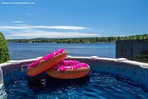 waterfront cottage rentals Disraeli, Chaudière Appalaches