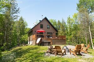 Cottage rental | Le Chalet du Coin