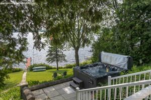 waterfront cottage rentals Stratford, Chaudière Appalaches