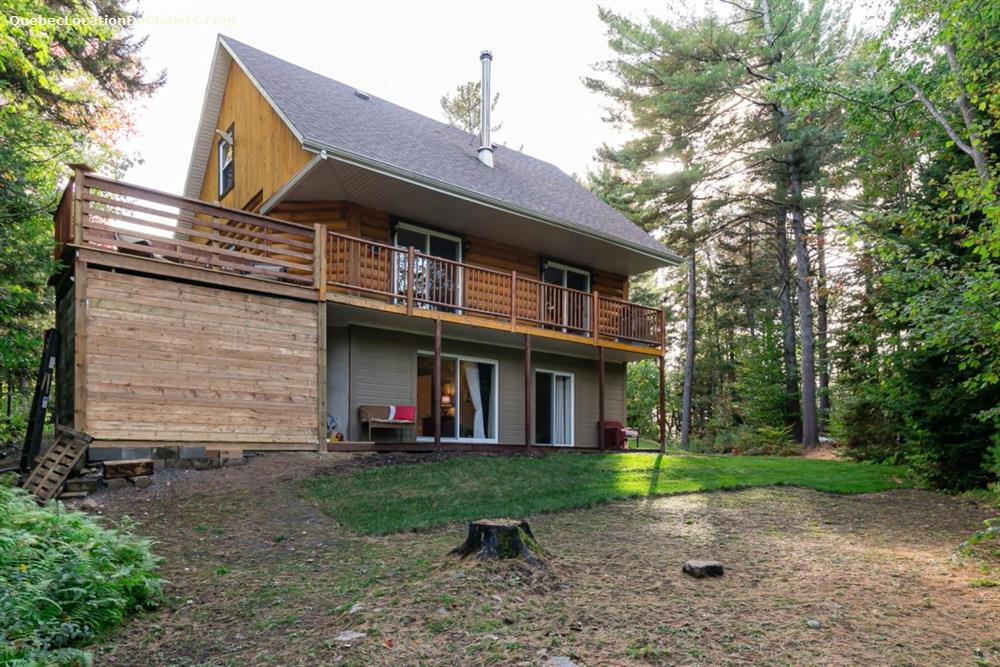 cottage rental Laurentides, Sainte-Anne-des-Lacs (pic-5)