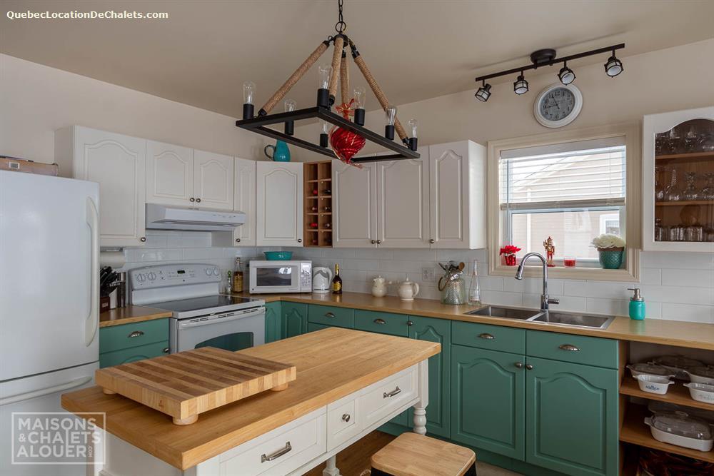 cottage rental Estrie/Cantons-de-l'est, Saint-Claude (pic-5)