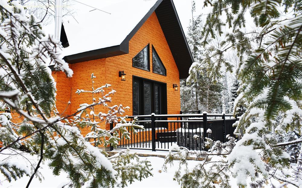 cottage rental Lanaudière, Entrelacs (pic-6)