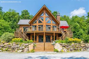 Cottage rental | Le Chalet Scandinave