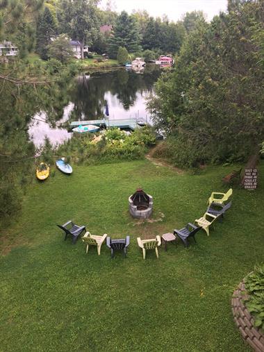 chalets avec spa Saint-Mathieu-du-Parc, Mauricie
