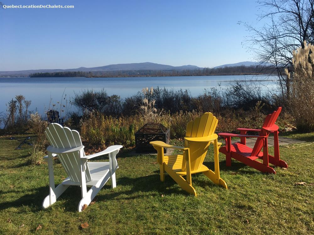 cottage rental Estrie/Cantons-de-l'est, Lac Brome (pic-4)