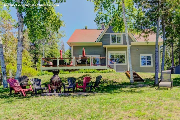 cottage rental Bas Saint-Laurent, Pohénégamook (pic-3)