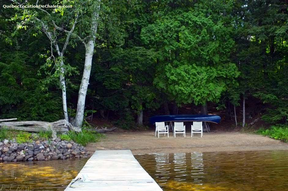 cottage rental Laurentides, Harrington (pic-1)