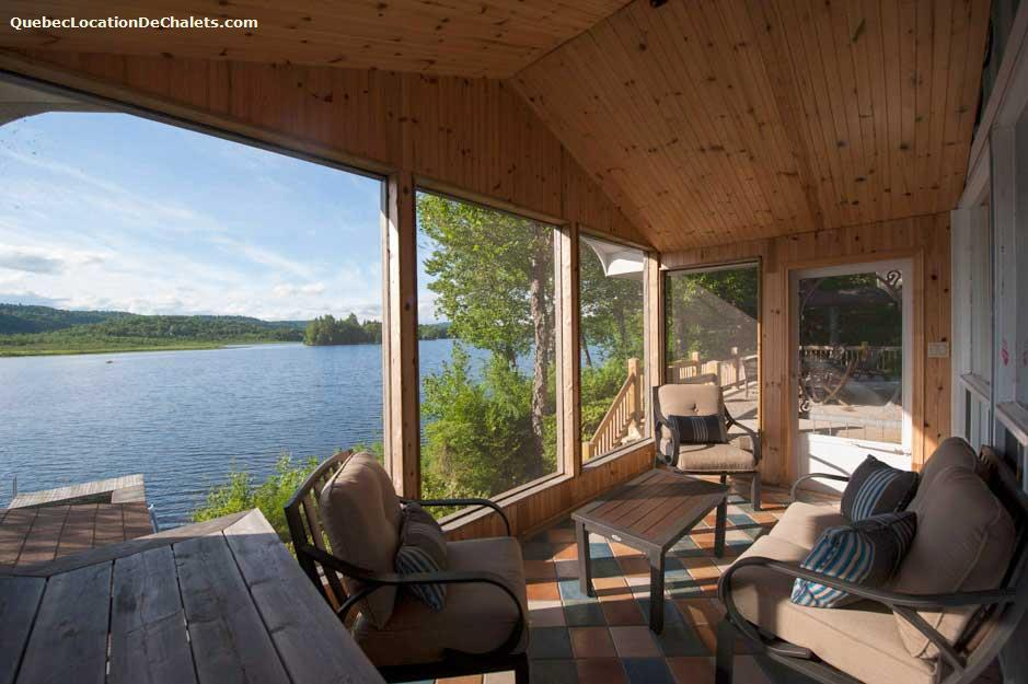 cottage rental Laurentides, Harrington (pic-16)