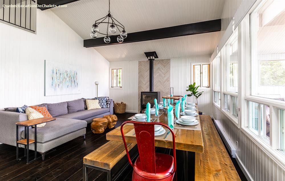 cottage rental Laurentides, Harrington (pic-2)