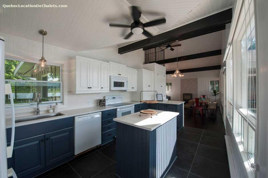 cottage rental Laurentides, Harrington (pic-3)