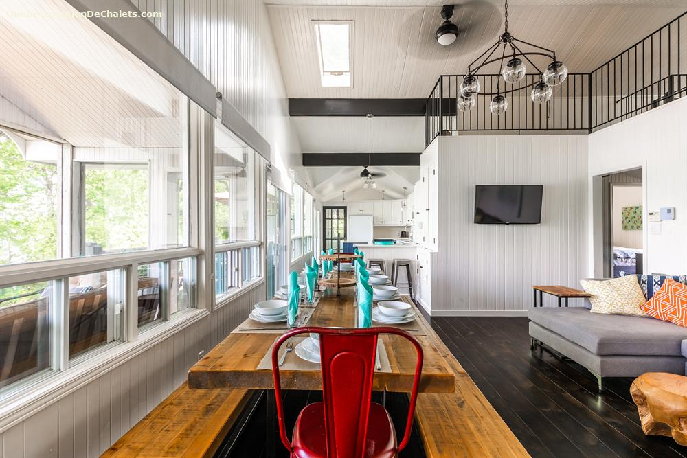 cottage rental Laurentides, Harrington (pic-4)