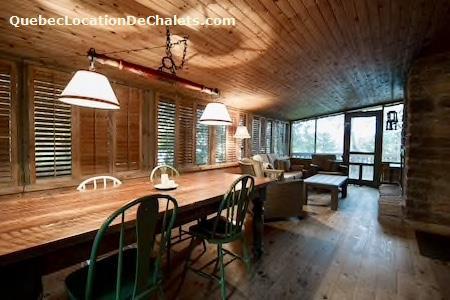 cottage rental Laurentides, Harrington (pic-15)