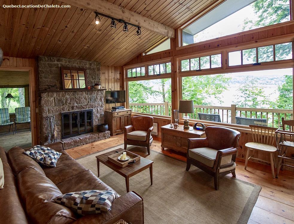 cottage rental Laurentides, Harrington (pic-1)