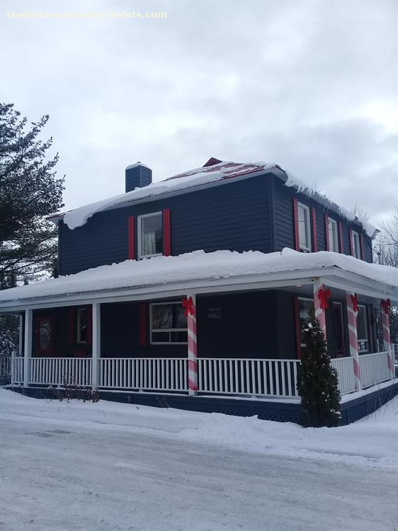 chalet à louer Québec, Stoneham (pic-1)