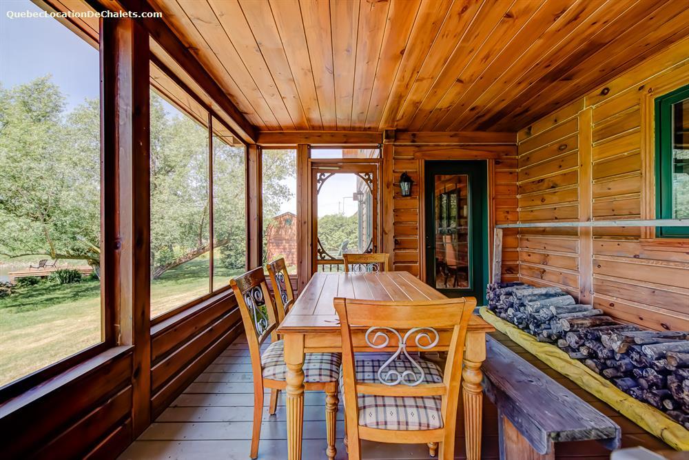 cottage rental Mauricie, Grandes-Piles (pic-14)