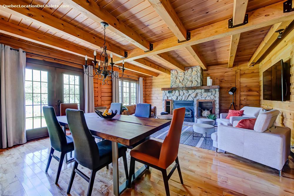 cottage rental Mauricie, Grandes-Piles (pic-5)