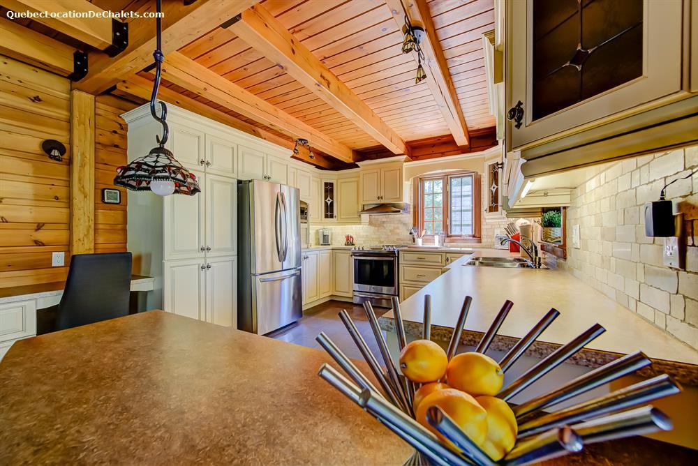 cottage rental Mauricie, Grandes-Piles (pic-6)