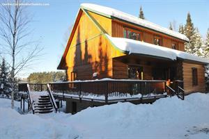 ski vacation rentals Lac-Supérieur, Laurentides