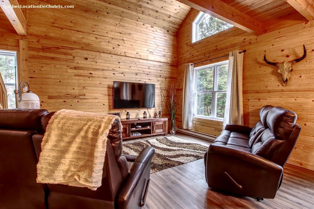cottage rental Québec, Shannon (pic-2)
