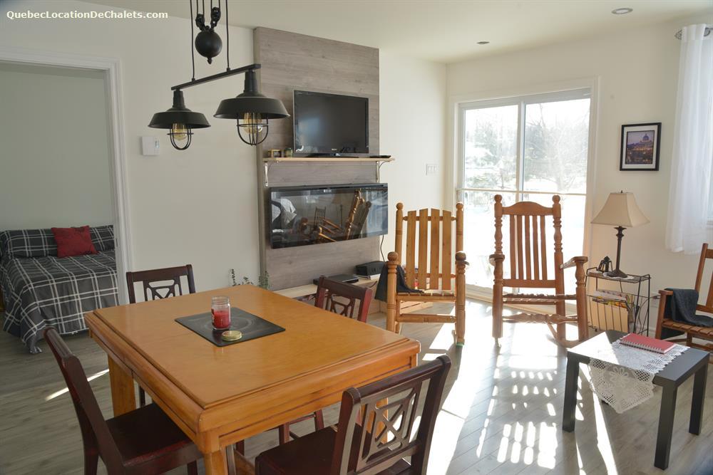 cottage rental Mauricie, Saint-Paulin (pic-10)