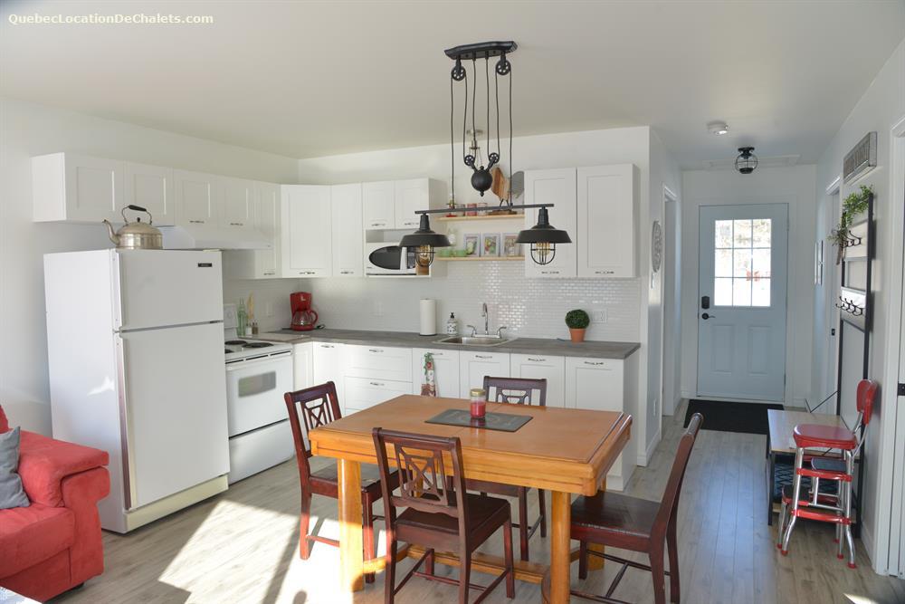 cottage rental Mauricie, Saint-Paulin (pic-3)