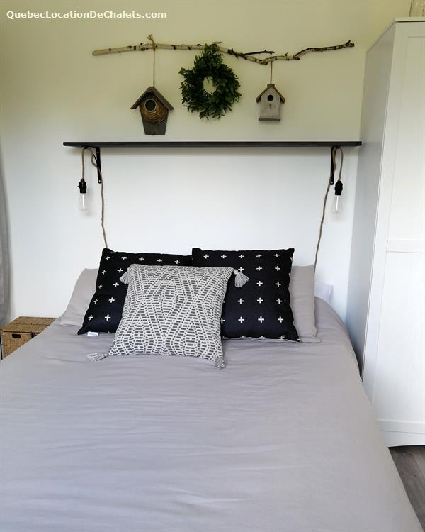 cottage rental Mauricie, Saint-Paulin (pic-5)