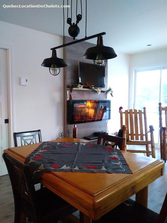 cottage rental Mauricie, Saint-Paulin (pic-8)