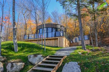Cottage rental | Luxury Pod at Bel Air Tremblant