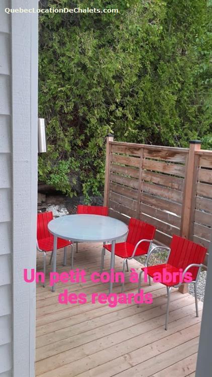 chalet à louer Charlevoix, La Malbaie- Pointe au Pic (pic-14)
