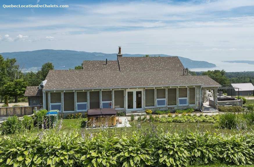 chalet à louer Charlevoix, Baie-Saint-Paul (pic-3)