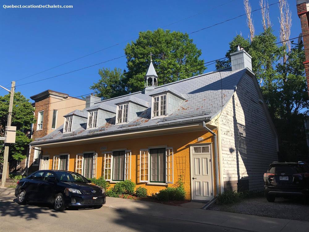 Cottage rental Québec, Québec, Québec | Vieux-Limoilou ...