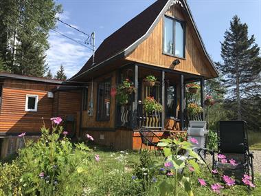 chalets ou condos de ski Gaspé, Gaspésie