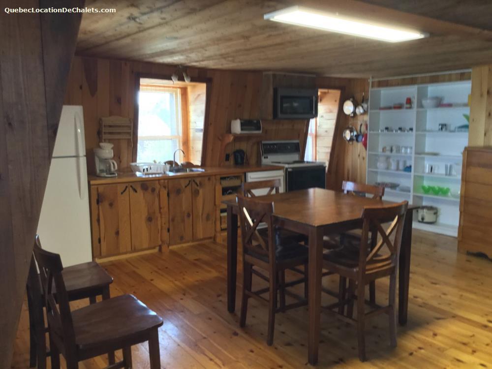 cottage rental Centre du Québec, Deschaillons sur St-Laurent (pic-7)