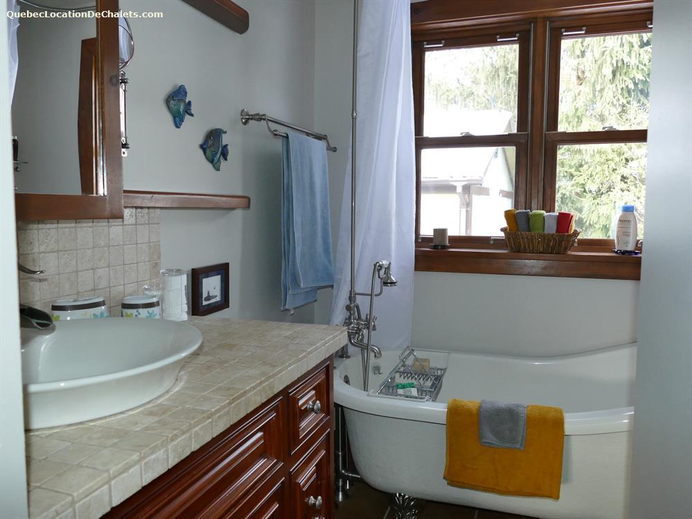 cottage rental Laurentides, La Conception (pic-10)