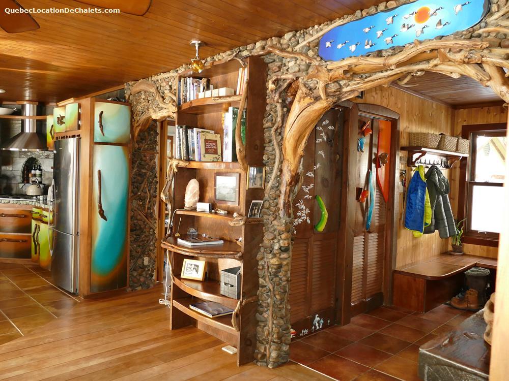 cottage rental Laurentides, La Conception (pic-12)