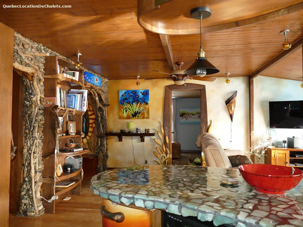 cottage rental Laurentides, La Conception (pic-13)