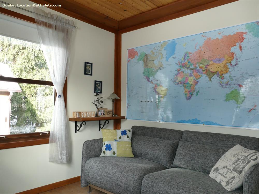 cottage rental Laurentides, La Conception (pic-16)