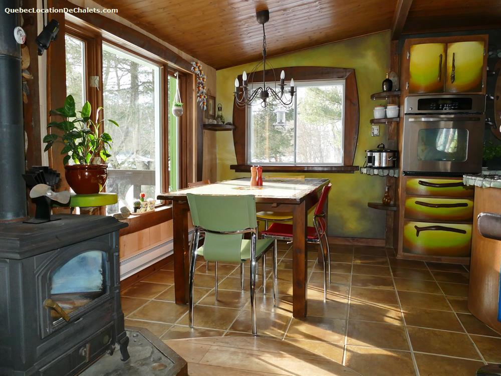 cottage rental Laurentides, La Conception (pic-3)