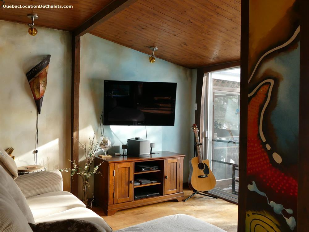 cottage rental Laurentides, La Conception (pic-8)