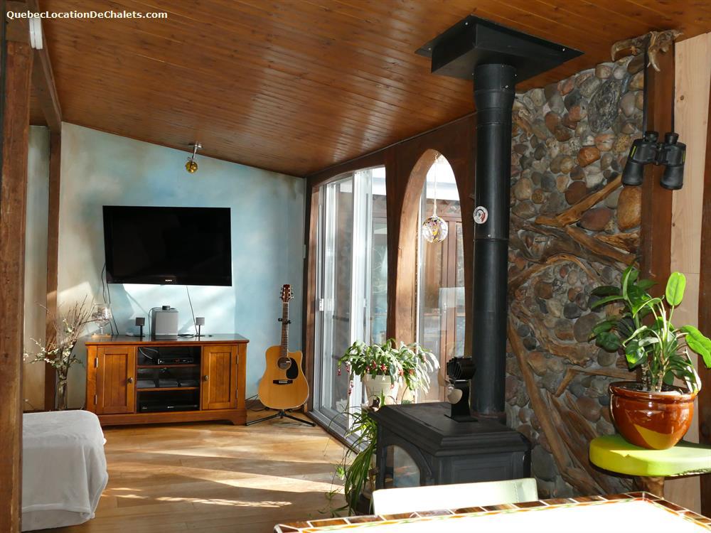 cottage rental Laurentides, La Conception (pic-9)