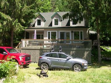 cottage rentals Notre Dame de La Salette, Outaouais