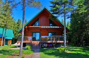 Cottage rental | Équinoxe