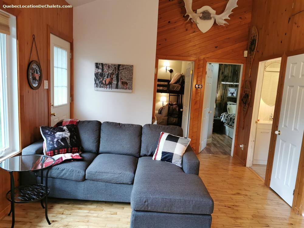cottage rental Estrie/Cantons-de-l'est, Asbestos (pic-4)